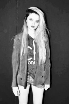 90'S, PHOTOGRAPHY, BLACK AND WHITE, HAIR, FASHION, BLONDE