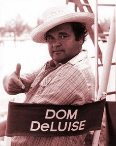 Dom DeLuise ~ Born Dominick DeLuise August 1, 1933 in Brooklyn, New York, US. Died May 4, 2009 (aged 75) in Santa Monica, California, US. American actor, comedian, film director, television producer, chef, and author. He was the husband of actress Carol Arthur from 1965 until his death and the father of actor, director, pianist, and writer Peter DeLuise, actor David DeLuise, and actor Michael DeLuise. He starred in a number of movies directed by Mel Brooks, in a series of films with