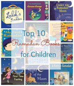 Top 10 Ramadan Books for Children