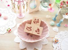 Cui Stamp (Animal set)