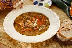Flaki po warszawsku #smacznastrona #przepisytesco #zupa #flaki #obiad #mniam