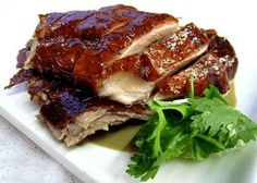 Crispy Skin Duck a.k.a Xang Su Ya Recipes | Mukpin Recipes