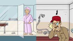 Remplacer ma baignoire par une douche - FRANCE BAIN