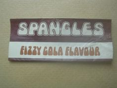 Ooh, remember these?  Also, Opal Mints and Glees (now called Skittles).