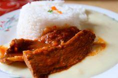 Asado con Pure | Peruvian Food
