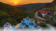 Monastery of St. Joakim Osogovski, Macedonia,  Macedonia