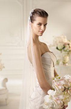 Gala Novias_Colección White One_Vestido Tigris Wedding Girl, Our Wedding, Bridal Gowns, Wedding Gowns, San Patrick, Spanish Fashion, Fashion Group, Industrial Wedding, Satin Bows