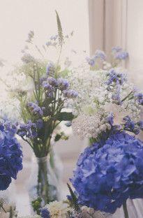 You searched for bleu - Page 2 sur 7 - la mariee aux pieds nus Grecian Wedding, Greek Wedding, Blue Wedding, Church Wedding Decorations, Flower Decorations, Flower Bouquet Wedding, Pretty Flowers, Wedding Details, Wedding Planner