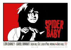 Spider Baby #1.