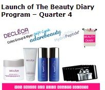 Win $3,950 Worth Of Gift And 200 Beauty Sample Packs!
