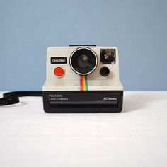 Classic Polaroid Land Camera II, $48, now featured on Fab.