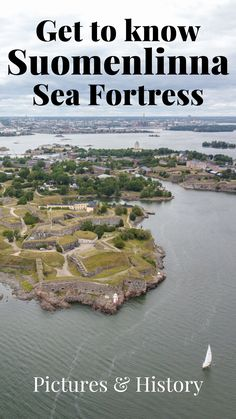 Suomenlinna Sea Fortress is a UNESCO World Heritage site and definetely the most interesting place to see in Helsinki. Get to know it by reading this short summary of it´s history. Heritage Site, See Picture, Helsinki, Getting To Know, Summary, Finland, Places To See, Sea, History