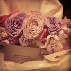 Photo by flowersbydolly / headpiece