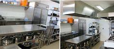 Coffee kitchen project in Brazil Coffee shopKitchen Equipment | Restaurant Equipment | Catering Equipment | Hotel Equipment In China