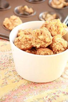 galletas de manzana y canela SIN HARINA