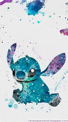 Pin by mercy fletcher on wallpaper in 2019 Cute Wallpaper Backgrounds, Wallpaper Iphone Cute, Cute Wallpapers, Phone Backgrounds, Disney Stitch, Lilo Stitch, Disney Phone Wallpaper, Cartoon Wallpaper, Disney Drawings