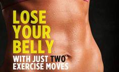 raak je belly kwijt met deze 2 twee top workouts