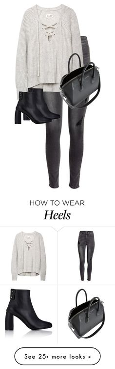 """""""Untitled #10289"""" by alexsrogers on Polyvore featuring H&M, STELLA McCARTNEY and Givenchy"""