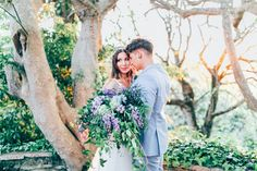 Romantic ceremony location with beautiful bridal bouquet by Milles Fleurs.  #fineart #wedding #brautstrauß #ceremony #millesfleurs