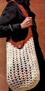 Shopping Bag Pattern « The Yarn Box