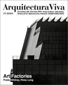ARQUITECTURA VIVA, nº 177 (septiembre 2015)