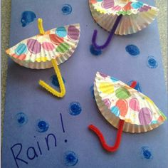 25 Delightful Cupcake Liner Crafts for Kids – Page 25 – Play Ideas