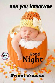 Good Night Love Images, Good Night Baby, Sweet Dreams, Crochet Hats, Good Nite Images, Knitting Hats