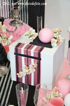 Plus de 1000 id es propos de deco table rose noire sur for Deco ying yang