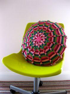 Crochet para profesionales, jeje... ¡Palabras mayores!!