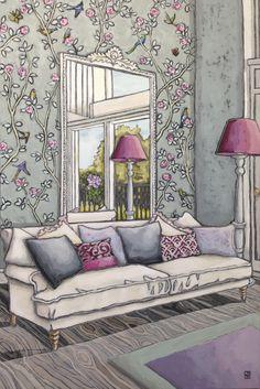'The Garden Room' by Jilly Ballantyne