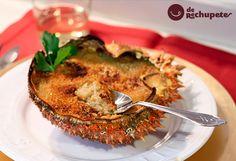 Fish Recipes, Seafood Recipes, Salad Recipes, Spanish Kitchen, Seafood Bake, Fish And Seafood, Salmon Burgers, Food To Make, Pork