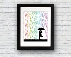 Popular items for rain and umbrella on Etsy