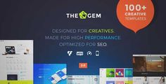 Download and review of TheGem - Creative Multi-Purpose High-Performance WordPress Theme, one of the best Themeforest Creatives themes {Download & review at|Review and download at} {|-> }http://best-wordpress-theme.net/thegem-creative-multi-purpose-high-performance-download-review/