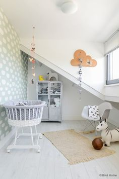Babykamer / kids room. Posted at #citymom