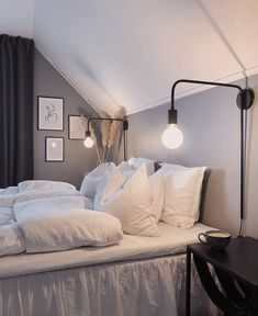 Room Ideas Bedroom, Home Bedroom, Bedroom Decor, Bedrooms, Stylish Bedroom, Aesthetic Room Decor, Home Room Design, Cozy Room, Dream Rooms