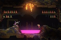 Roguelite Noita's simulated pixel system suggests a promising Spelunky successor: Noita looks like Spelunky if Spelunky simulated each and…
