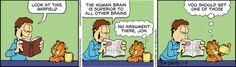 Garfield Cartoon for Nov/05/2012.........ha ha ha...this is a good one!