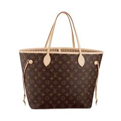 6035e06536 Get one of the hottest styles of the season! The Louis Vuitton Mm 2015 New  Monogram Canvas Tote is a top 10 member favorite on Tradesy.