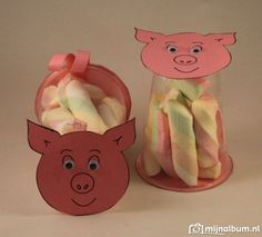 Piggy treat - varkens traktatie