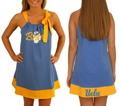 Ketch the Spirit, Game Day Boutique - UCLA Dresses