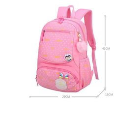 Cute Children School Bags For Girls Waterproof printing Backpack Kids book  bag Satchel Child Schoolbag rucksack mochila 6d562d5de9b8c