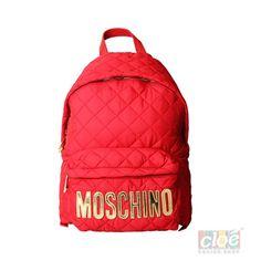 Moschino Bagpack Fantasia Rosso