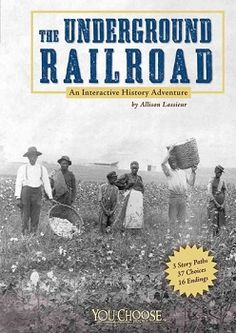 In this book readers see how events surrounding the Underground Railroad look different from three points of view. (Grades: 3-7) Call number: E450 .L34 2008