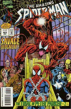 The Amazing Spider-Man (Vol. 1) 403 (1995/07)