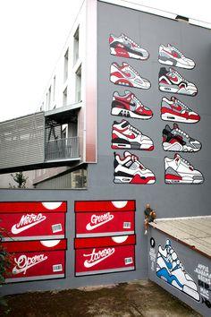 Kosmopolite Art Tour Bagnolet – GREMS | Sneakers.fr