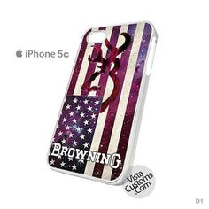 Browning deer on flag US Phone Case For Apple, iphone 4, 4S, 5, 5S, 5C, 6, 6 +, iPod, 4 / 5, iPad 3 / 4 / 5, Samsung, Galaxy, S3, S4, S5, S6, Note, HTC, HTC One, HTC One X, BlackBerry, Z10