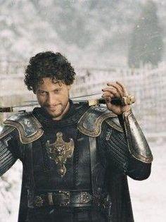 Ioan Gruffudd as Lancelot in King Arthur