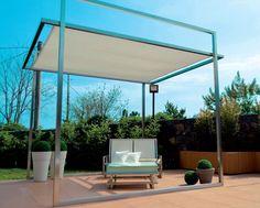 Gartenpavillon design  Stainless steel outdoor kitchen TECNO AIR AIR Collection by D ...