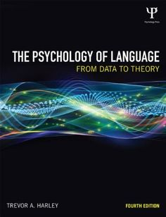 The Psychology of Language: From Data to Theory by Trevor A. Harley. Extra copies. http://search.lib.cam.ac.uk/?itemid=|cambrdgedb|5650805