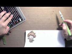 ▶ Inktense Pencils - YouTube
